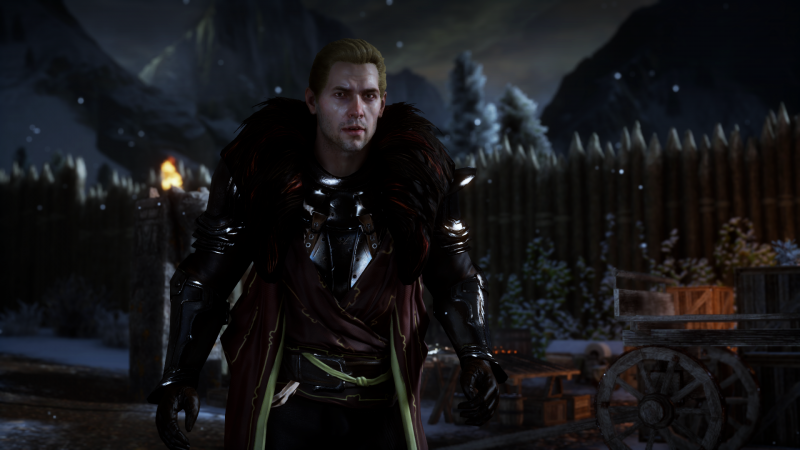 Cullen in Haven